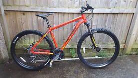 "Merida Big Seven 20MD 2016 Mountain Bike (18.5"") - Brand New (Unwanted Prize)"