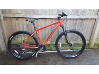 "Merida Big Seven 20MD 2016 Mountain Bike (18.5"") - Brand New (Unwanted Prize)"