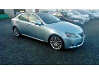 09 Lexus Auto Is250 Se 4 Door MOT Sept 18 History Leather Trim can Be seen ANYTIME