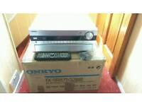Onkyo TX-SR875 Premium Silver Audio 7.1 THX AV Receiver Amp