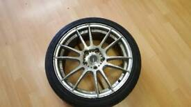 215 40 17 continental the on 5x114 alloy