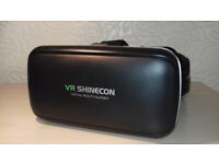 VR SHINECON - Virtual Reality Glasses - Almost New