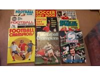 Football and Sports Annuals