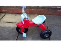 Brio kids trikes. As new X2