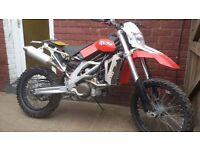 Rxv450 street legal sxv450 non runner spares or repairs