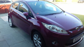 ford fiesta 68 tdci in excellent condition 2010
