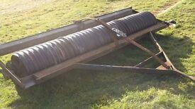 Ring Roller - heavy roller 10 ft