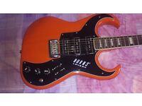Burns (Bison) Ultrasound Guitar (Trade or Sell)