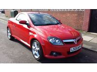 Vauxhall Tigra 1.4 Sport Convertible 05 Plate 44000 original guaranted miles 1 Owner from new