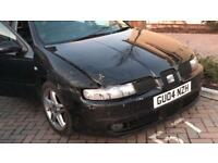 Seat Leon Cupra. Spares or Repair.
