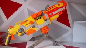 A fully working havoc fire nerf gun
