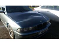 Bmw 525i msport E39 Spares or repairs project