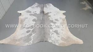 Brazilian Cowhide Rugs Handpicked, soft, smooth and natural cow skin rugs free shipping