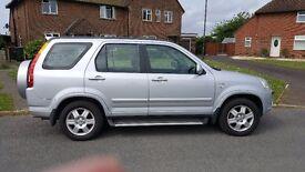 Honda CRV i-Vtec Executive 2004 Automatic- Petrol