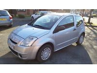 LHD,CITROEN C2 1.4 HDI, 2007 EXCELLENT CONDITION, AIR CONDITIONING, NEW TYRES