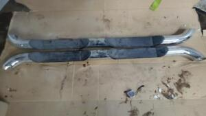 Pair of Running Boards 78 inch x 5 inch - Unknown Brand - GOODLINE AUTO PARTS