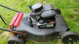 Petrol Mower. Spares or Repair