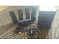 Logitech 5.1 system for sale