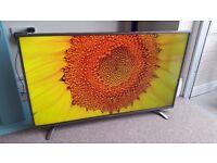 Hisense 40 Inch Smart 4K Ultra HD LED TV