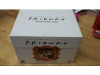 FRIENDS BOX SET OF DVD