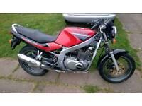 Suzuki gs500 1999