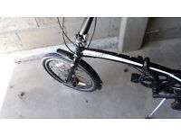 brand new carrello folding bike