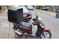 Honda SH125 £900