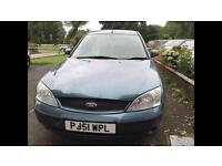2002 Ford Mondeo 1.8 LX
