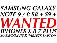 APPLE MACBOOK IPAD PRO / APPLE IPHONE X 64GB 256GB IPHONE 8 7 PLUS 6S SE
