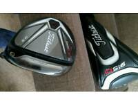 Titleist 915 driver stiff shaft