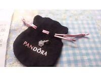 Pandora Lace Charm - With Receipt - Havant