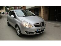 2008 VAUXHALL CORSA 1.2 WITH SERVICE HISTORY