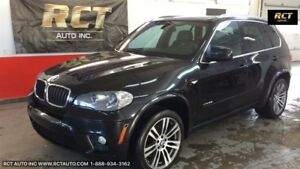 BMW X5 M 2012 AWD  35i M PACKAGE,NAVI-DVD-CAMERA DE RECUL,TOI
