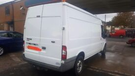 Ford transit medium roof 09plate