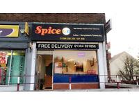 Takeaway For Sale   Tividale   Indian & Bangladeshi Takeaway