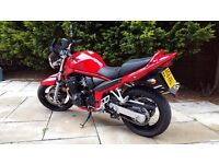 Suzuki Bandit 650 Low miles 2041 Immaculate Condition