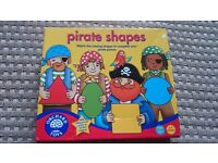 Orchard Toys Pirate Shapes game (age 2.5+)