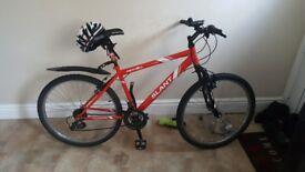 Apollo Slant Mountain bike