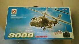 Apache remote control helicopter