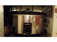 Morthy Richards 6ltr slow cooker for sale in Sheffield