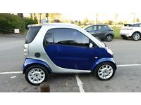 2002 Smart City 0.6 Passion 3dr HPI CLEAR, Low Mileage @ 07445775115 @