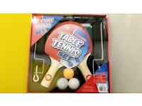 Table tennis Xmas gift perfect ball game