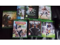 Xbox one loads of extras