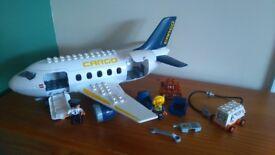 Lego Duplo plane set 7843