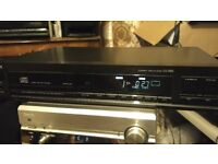 Philips CD-582 in near perfect condition, TD 1541A DAC spec similar to Rotel 955AX