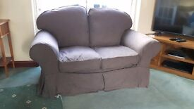 Sofa two seater loose cover