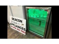 Rhino glass froster / beer fridge, runs at -6c