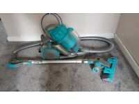 Dyson Pull-Along/Cylinder Type, DC08 Blue Fully Serviced For All Floors!