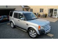 LAND ROVER DISCOVERY HSE METROPOLIS SPECIAL EDITION ONLY 300 MADE TOP SPECK LOW MILEAGE FULLY LOADED