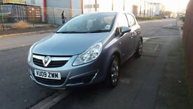 £2400 ONO - Vauxhall Corsa EcoFlex 1.3 CDTI - DIESEL - £30 a year tax - Low insurance bracket